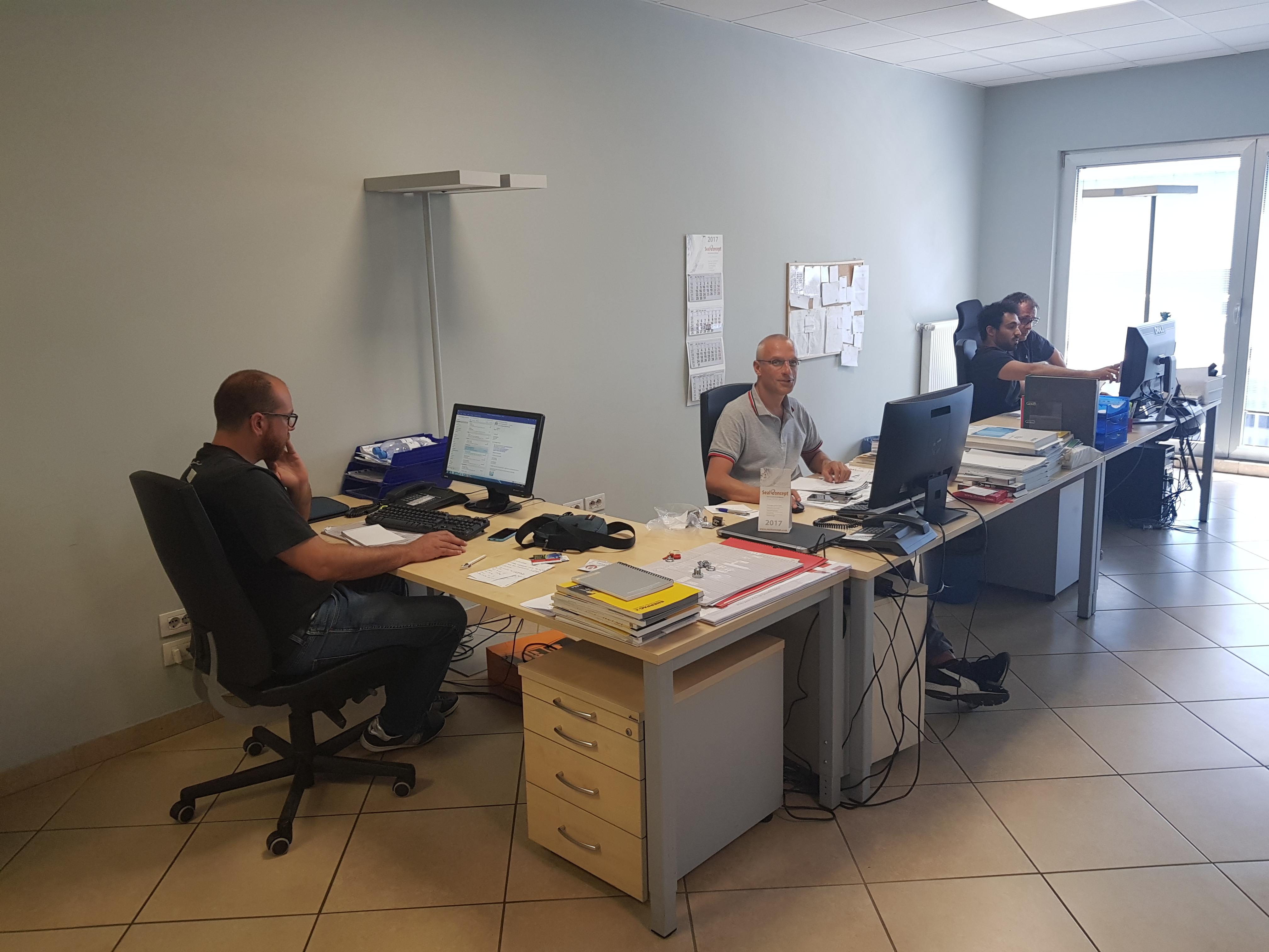 In Ufficio Tecnico : Ufficio tecnico progettuale u gpeffe